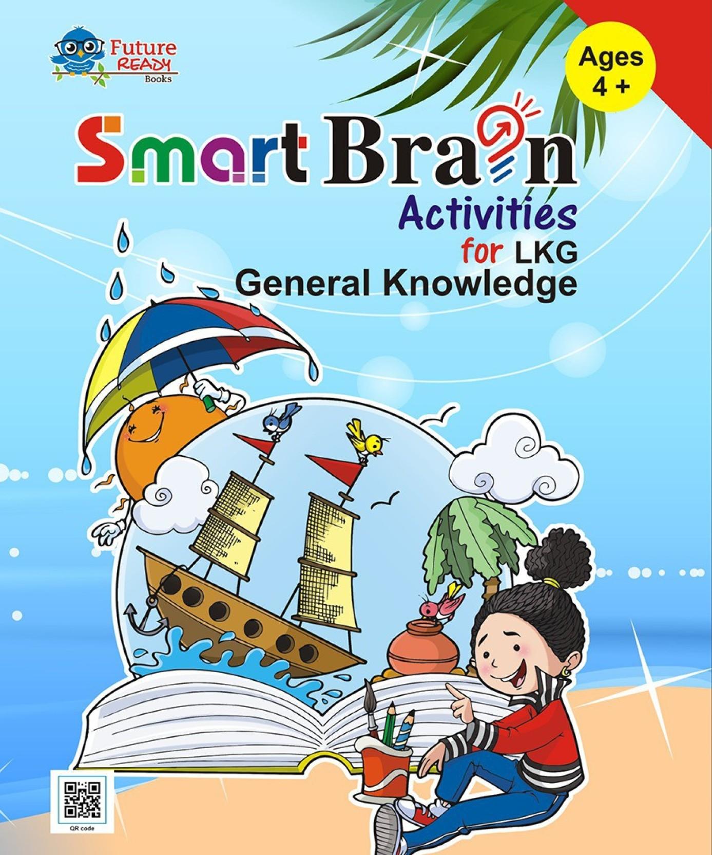 Smart Brain Activities For LKG General Knowledge - Buy Smart Brain ...