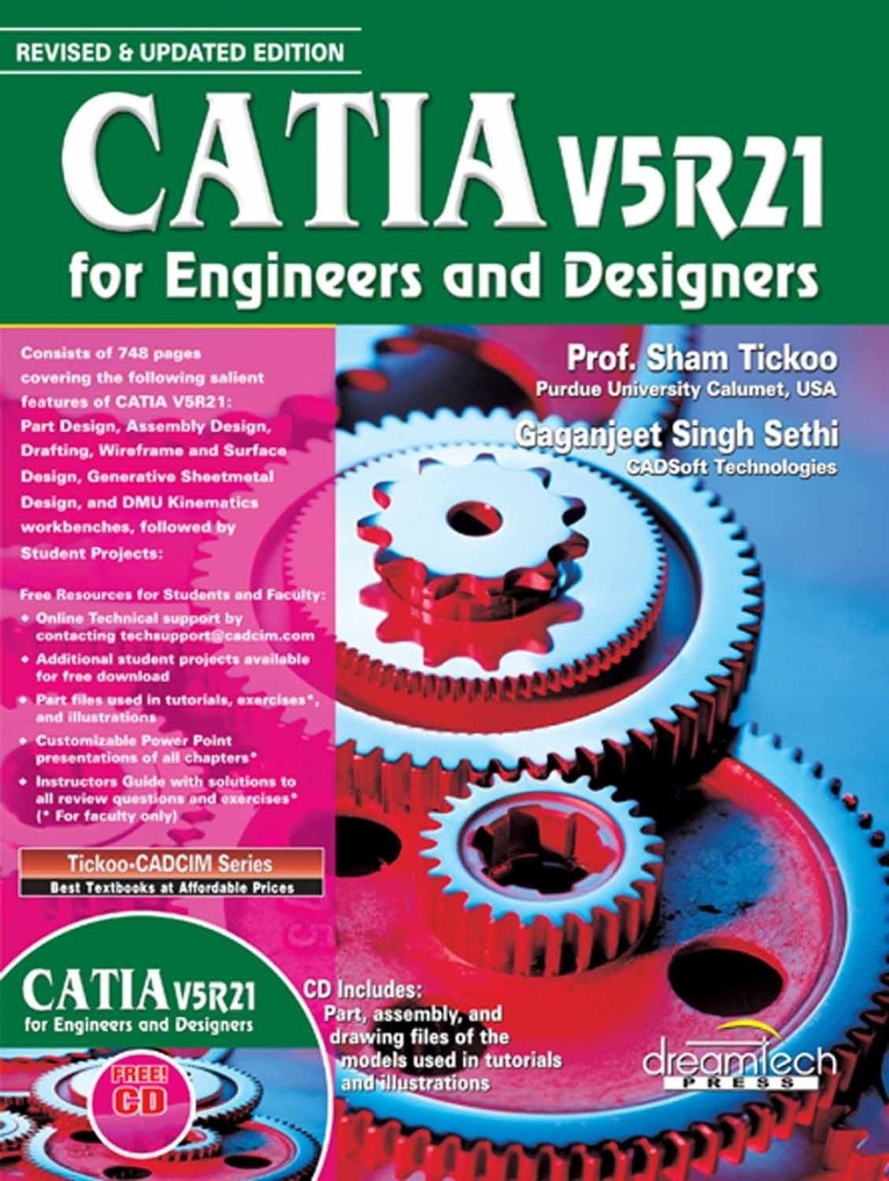 Catia V5r21 For Designers Download