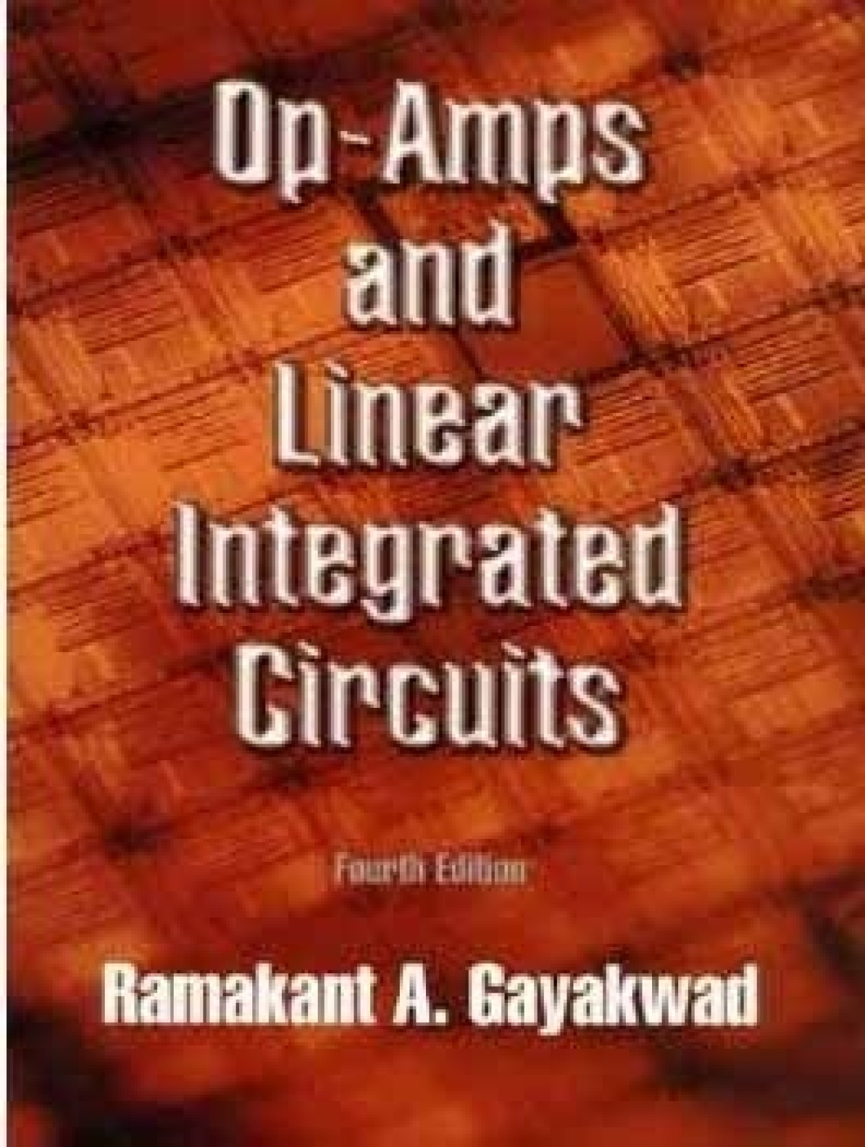 Electronic Circuits 2 By Salivahanan Pdf Op Amps And Linear Integrated 4th Edition Buy Home