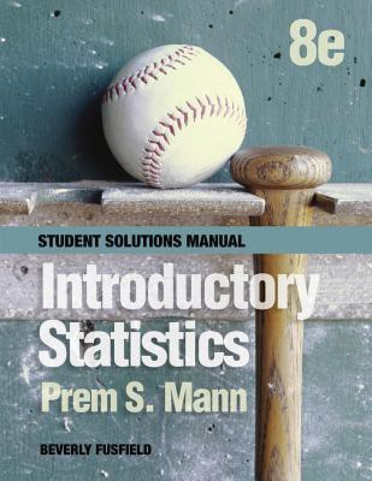 Introductory Statistics, Student Solutions Manual. Share