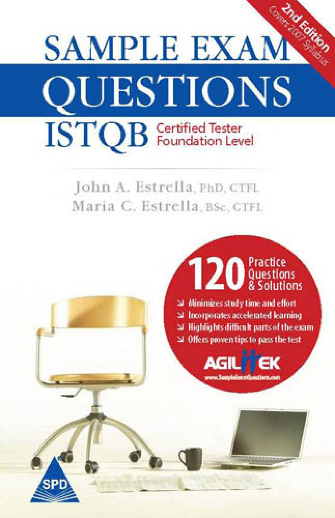 istqb questions exam level foundation sample certified tester certification testing software foundations edition 2nd books estrella john cart