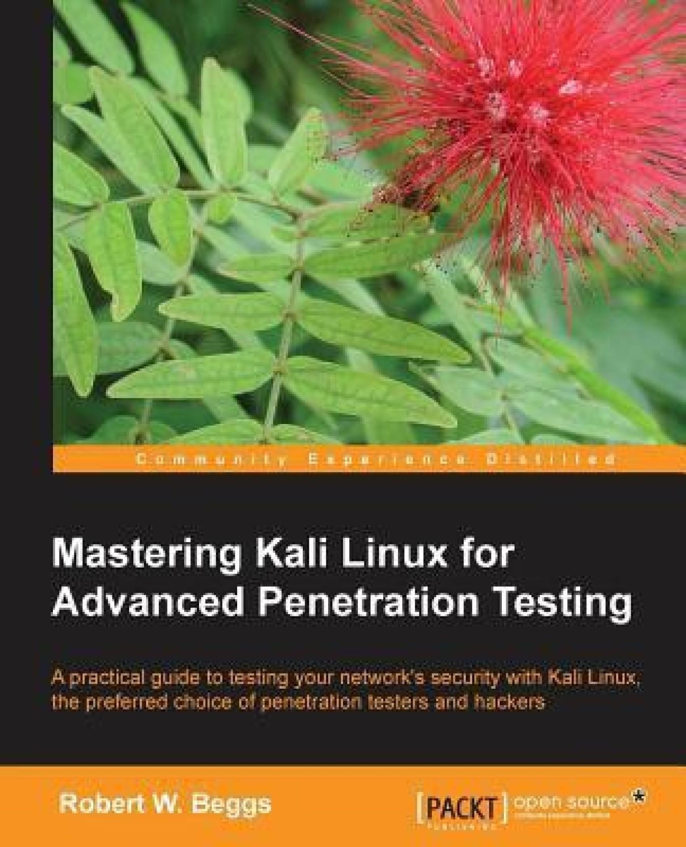 Mastering Kali Linux for Advanced Penetration Testing: Buy