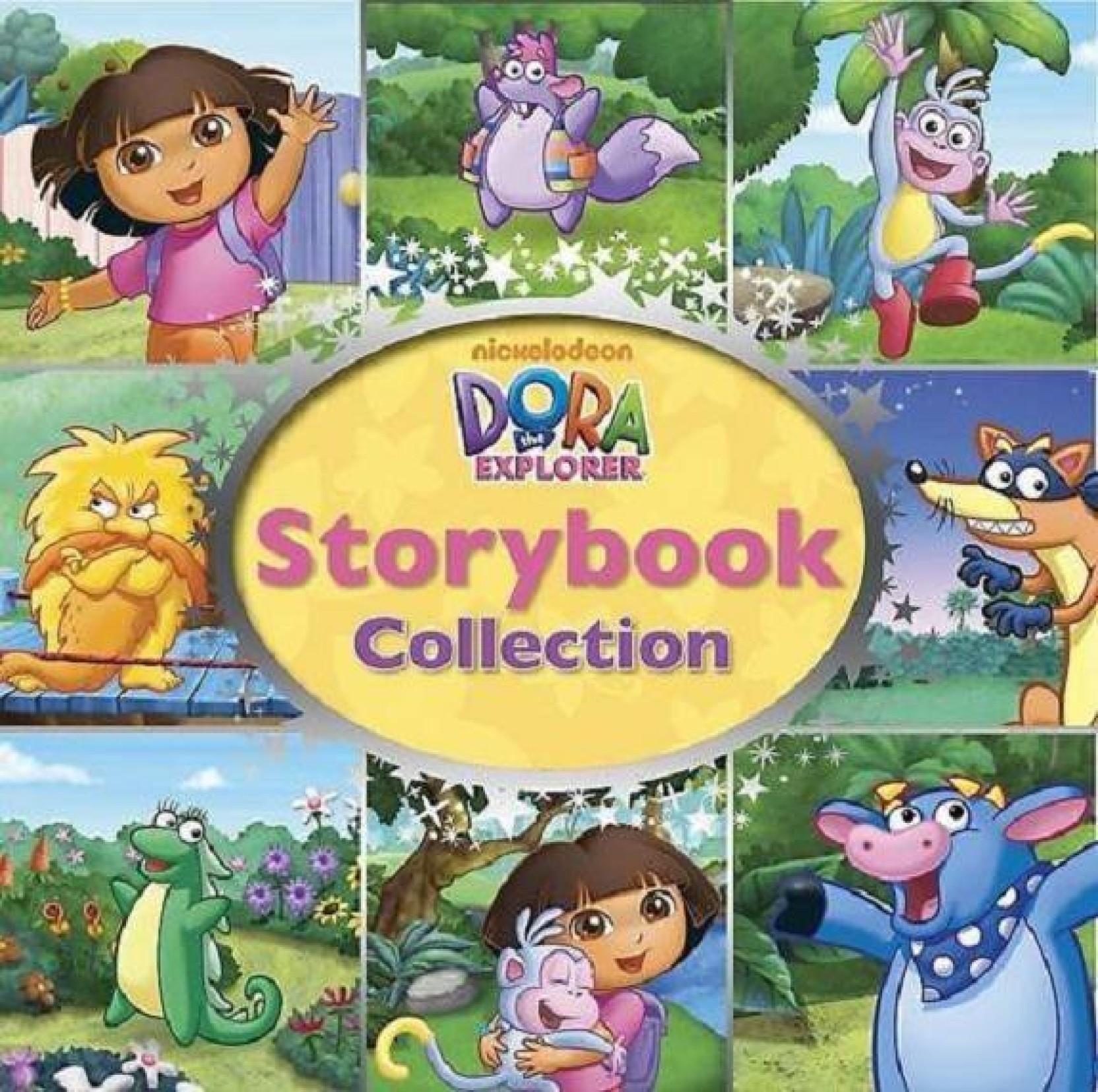 DORA STORY BOOK COLLECTION - 9781472327130: Buy DORA STORY BOOK ...