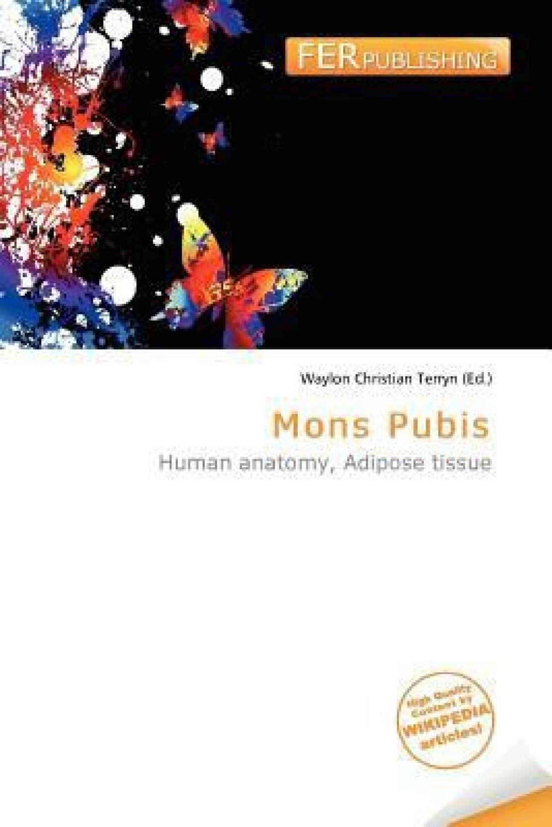 Mons Pubis - Buy Mons Pubis by Terryn, Waylon Christian editor ...