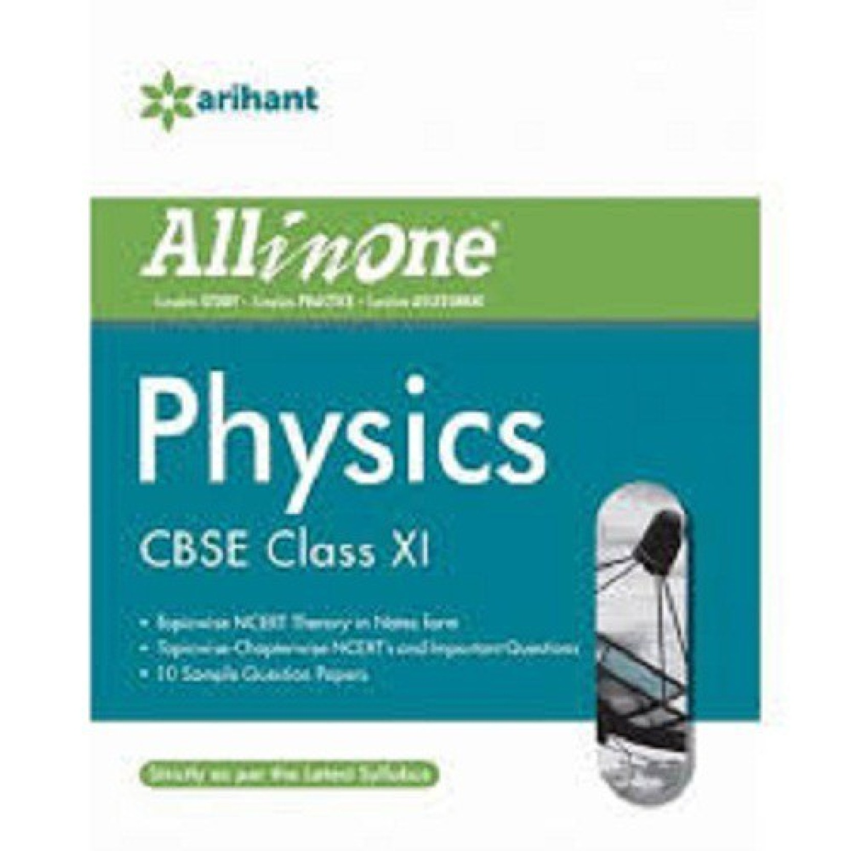 Cbse All In One Physics Class 11th 3 Edition - Buy Cbse All In One ...