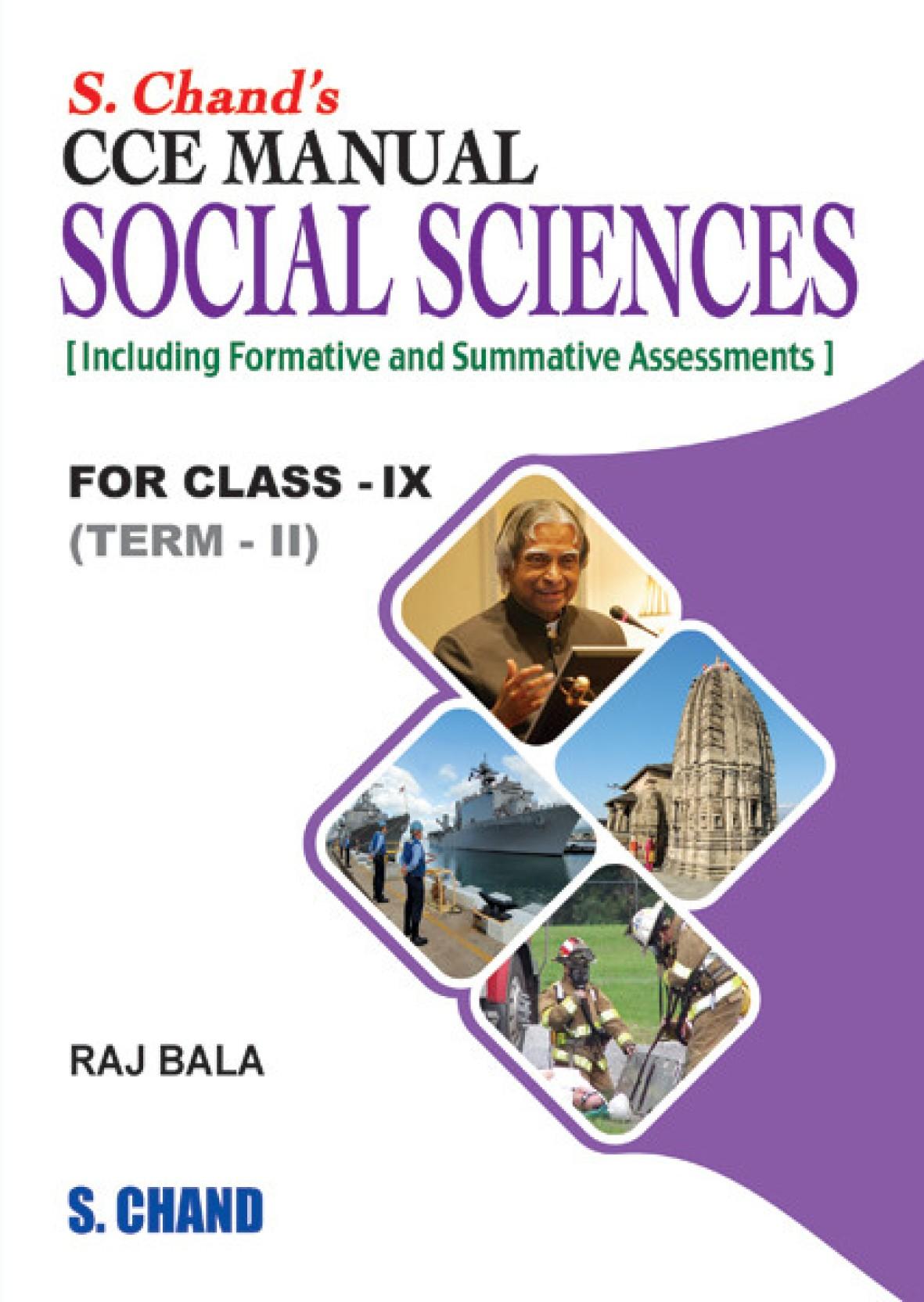 ... CCE Manual Social Sciences Class IX Term II. Home