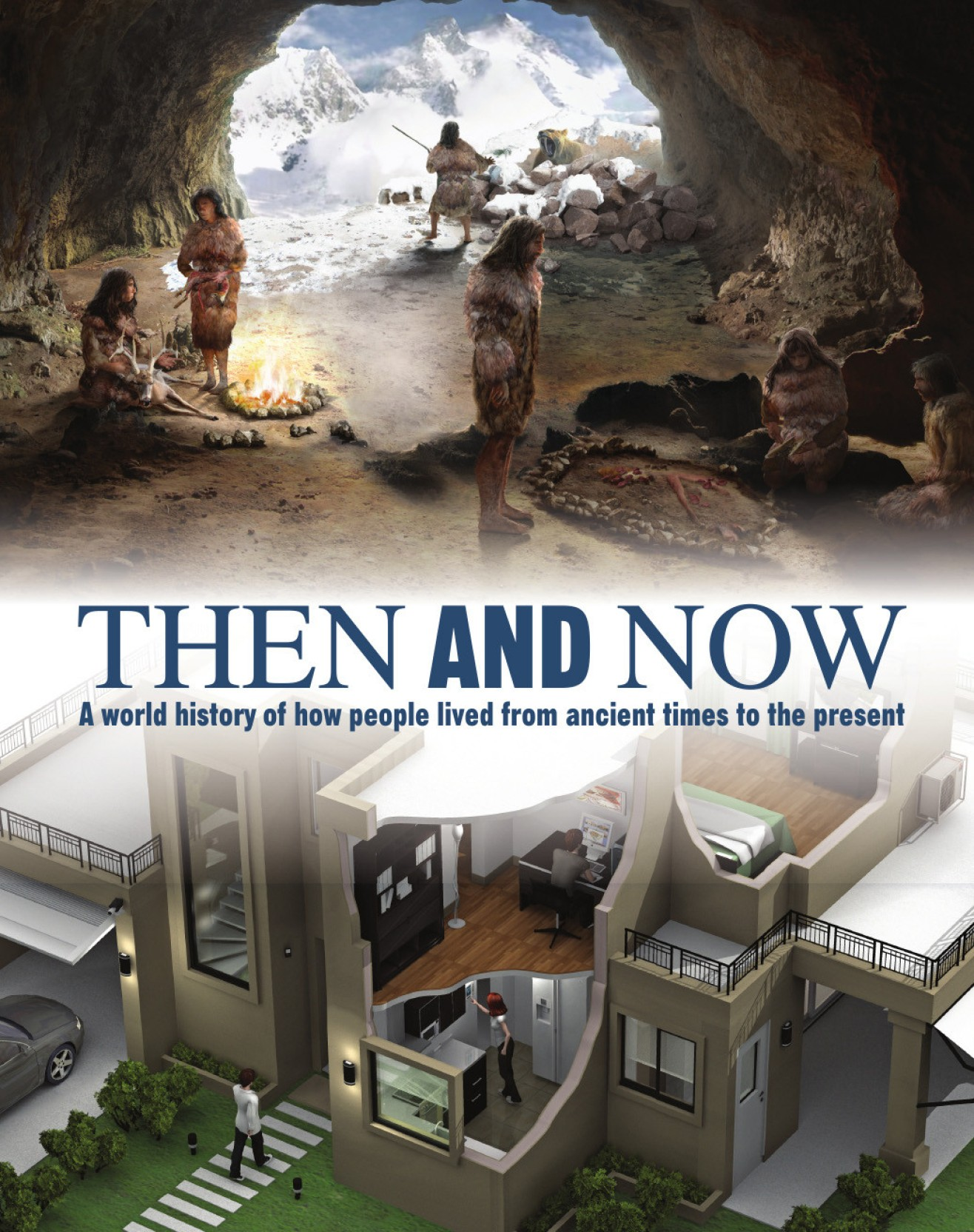 How ancient people lived 4