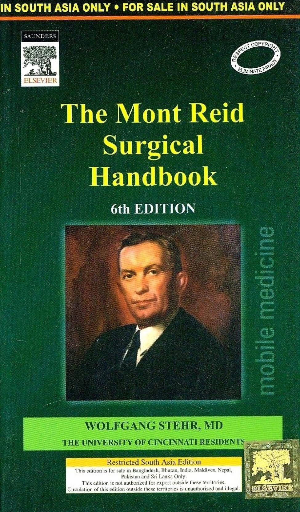 mont reid surgical handbook pdf download