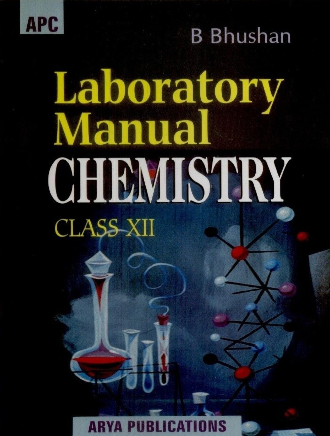 Laboratory Manual Chemistry (Class - 12). Home