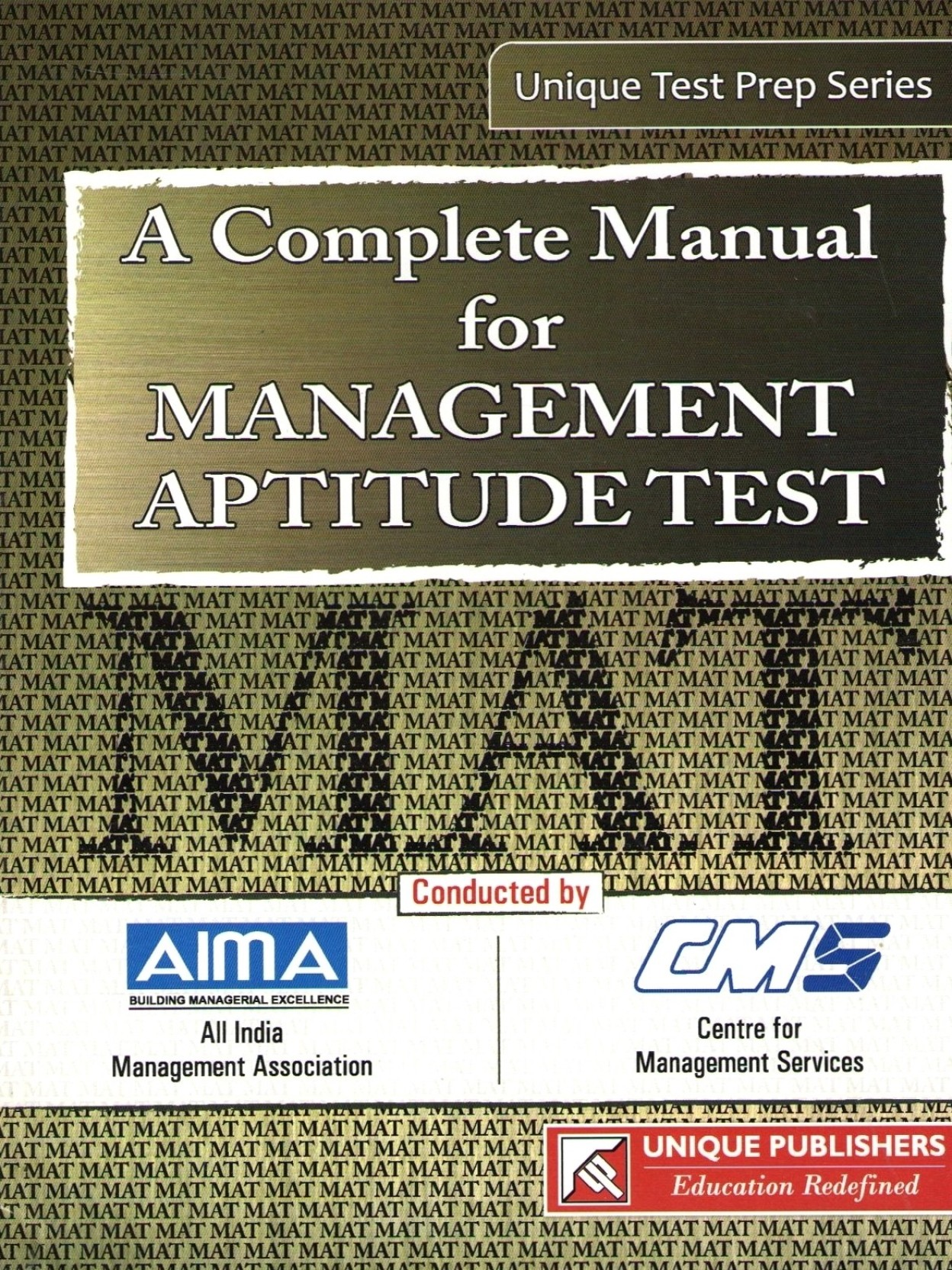 A Complete Manual for Management Aptitude Test 1st Edition. Share