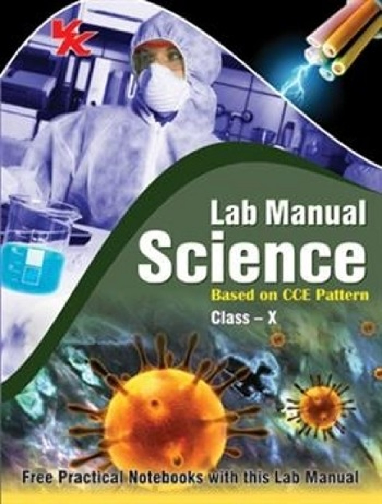 Lab Manual Science (Class 10) 1st Edition. Share