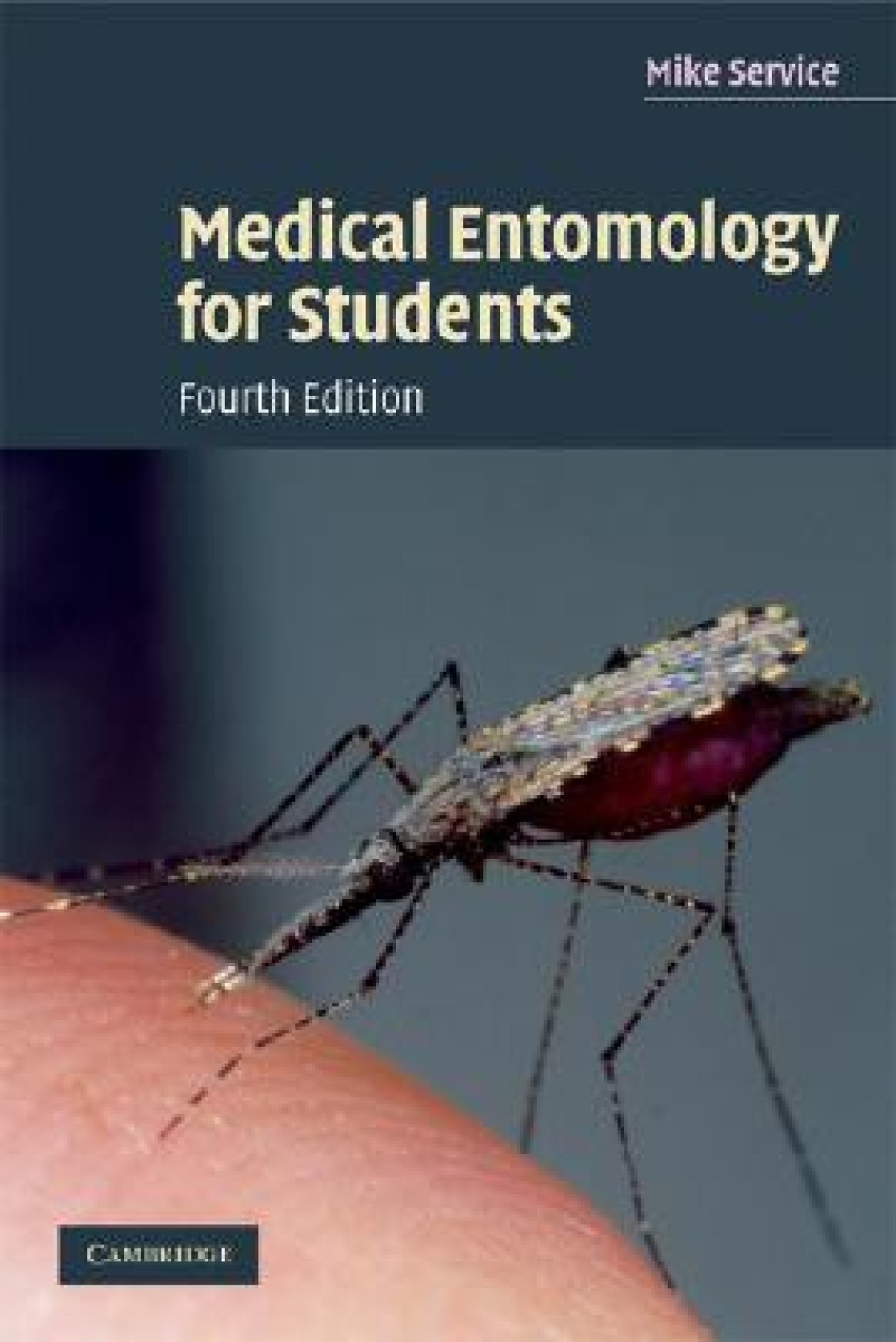 MEDICAL ENTOMOLOGY FOR STUDENTS 4/ED Fourth edition Edition. Share