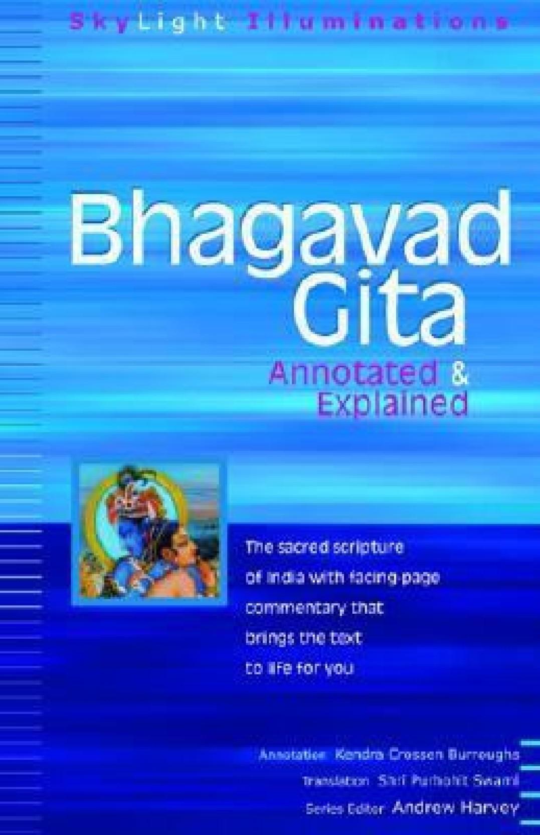 illuminations from the bhagavad gita