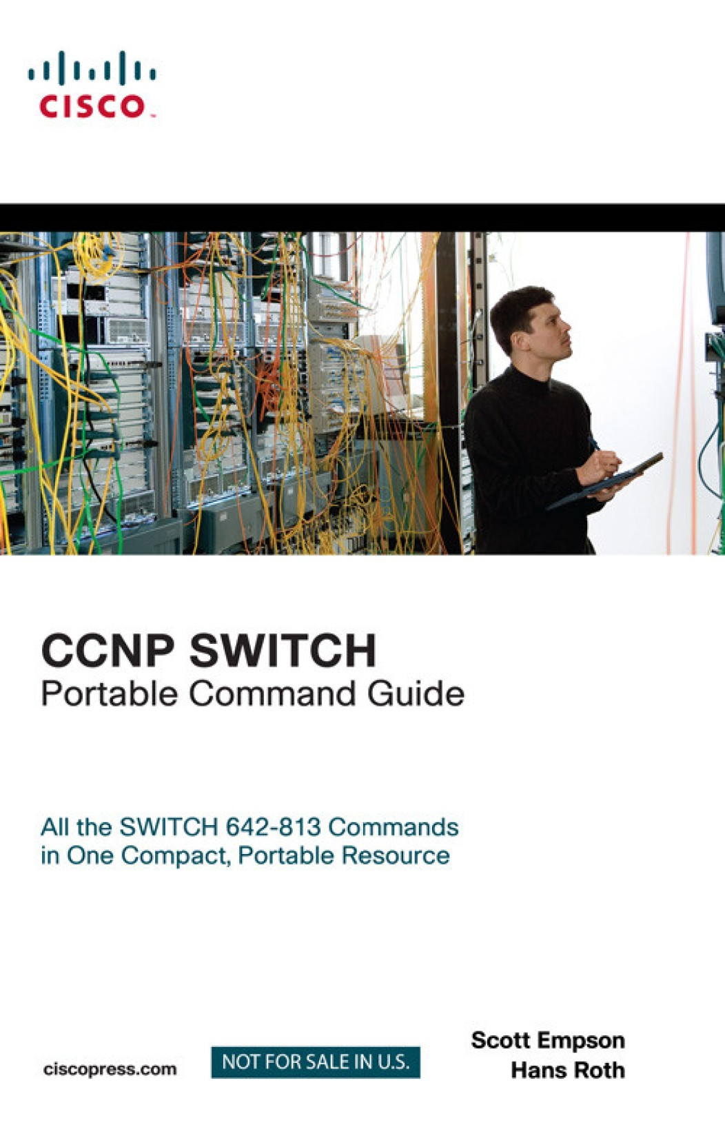 CCNP SWITCH Portable Command Guide. ADD TO CART