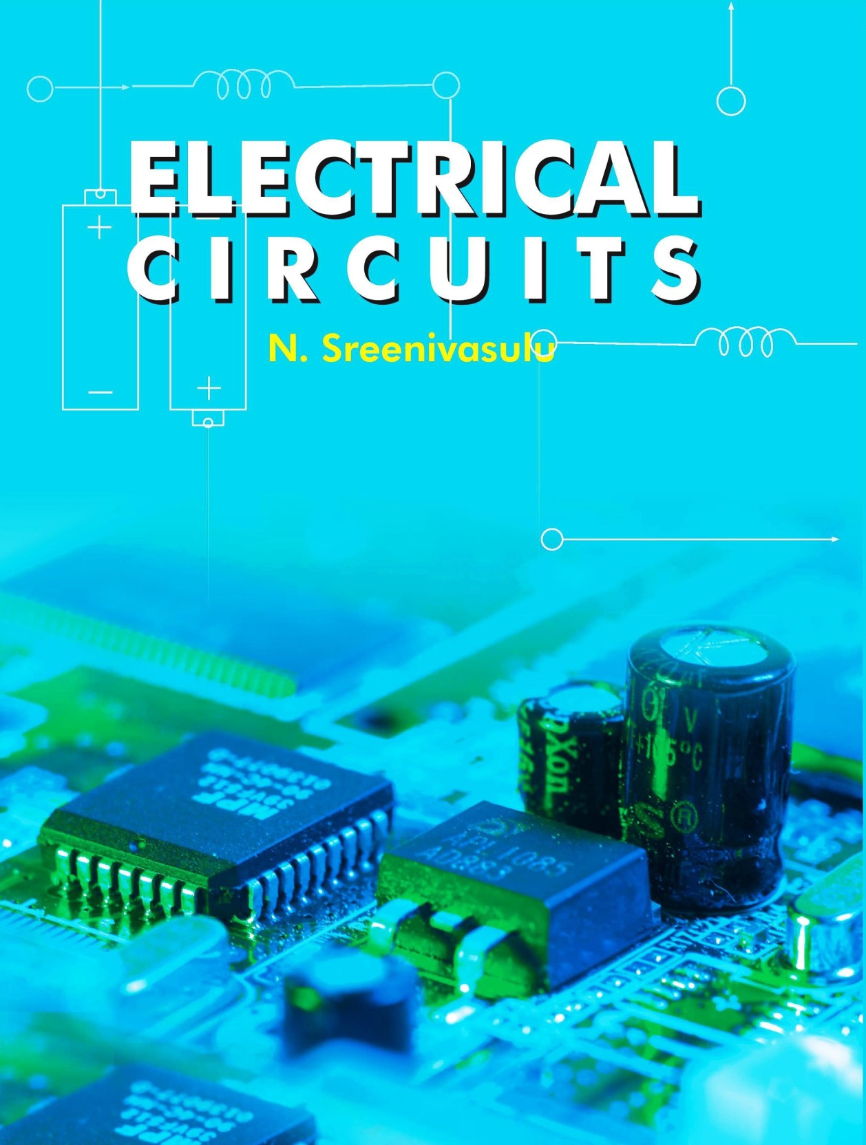 Electrical Circuits Buy By N Sreenivasulu At Electric Circuit Board Processor Tshirt Share