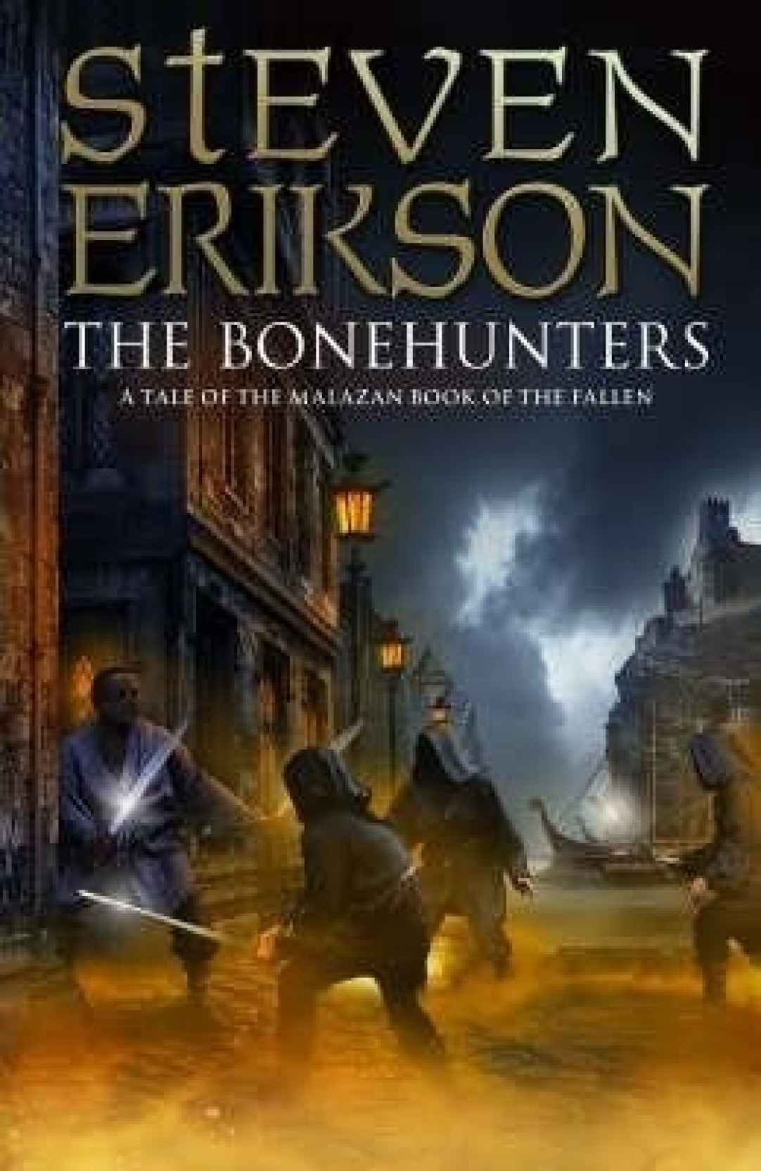 The Bonehunters (Malazan Book 6). Share