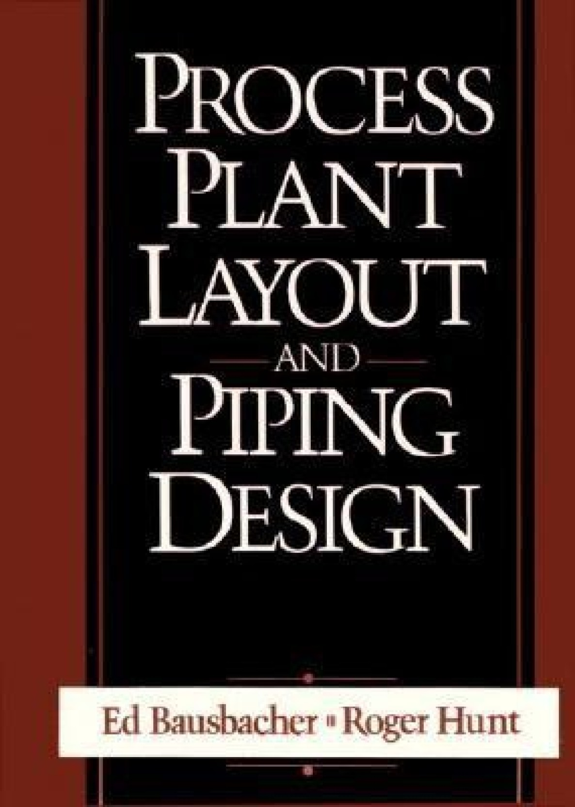 Process Plant Layout And Piping Design Buy Guide Share