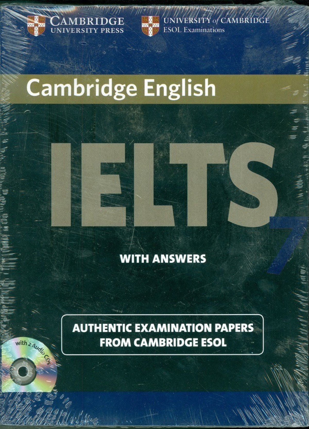 Cambridge IELTS 7 With 2 Audio CDs. ADD TO CART. BUY NOW. Home · Books ·  Educational and Professional Books · Entrance Exams Preparation Books
