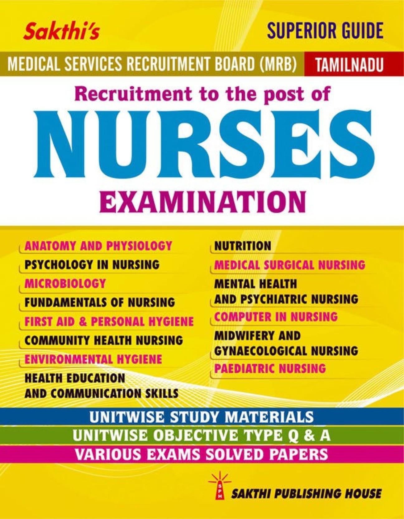 Medical Services Recruitment Board (MRB) Nurses - Buy Medical ...
