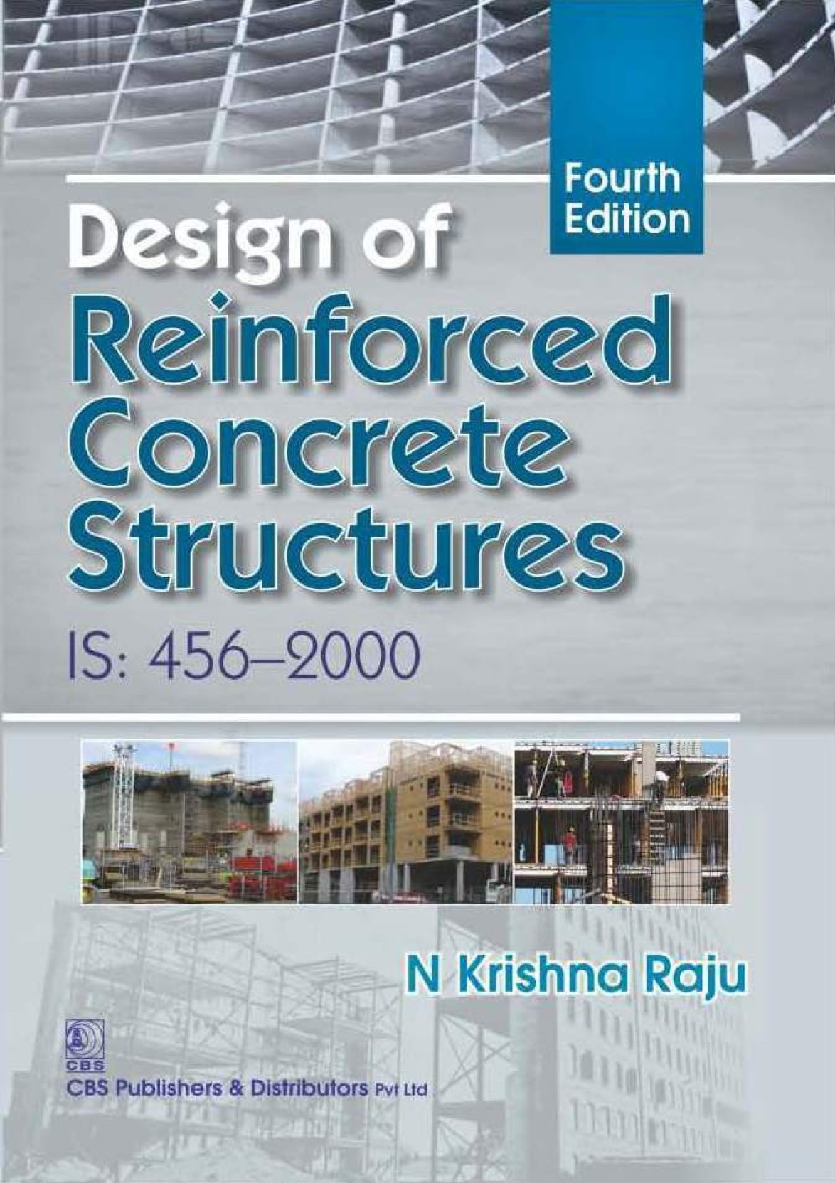 Design of Reinforced Concrete Structures (IS:456-2000). ADD TO CART