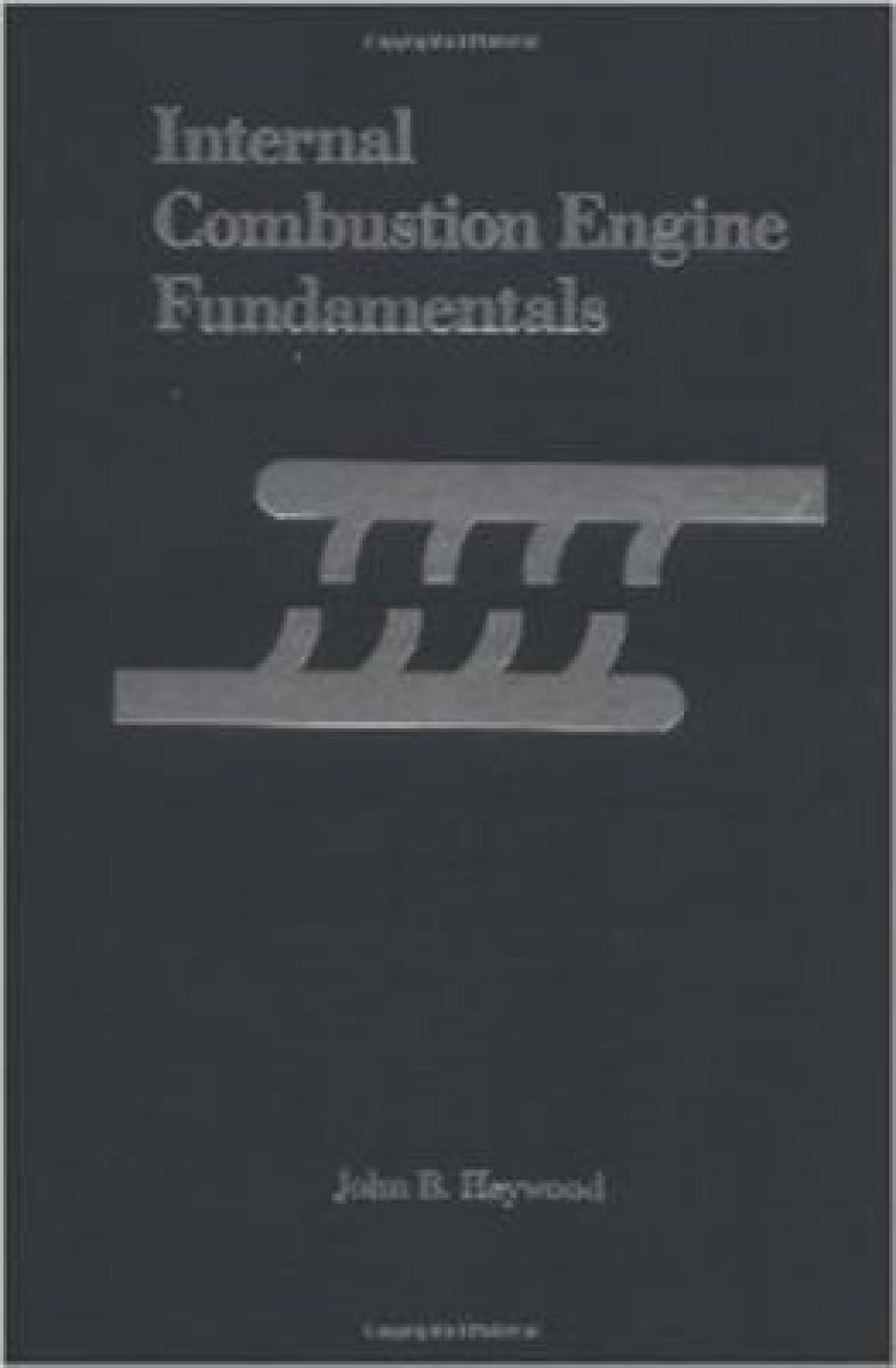 Internal Combustion Engine Fundamentals 1st Edition Buy External Diagram Share
