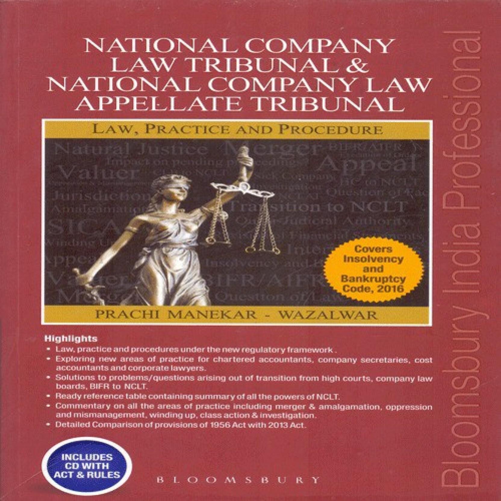 national company law tribunal rules