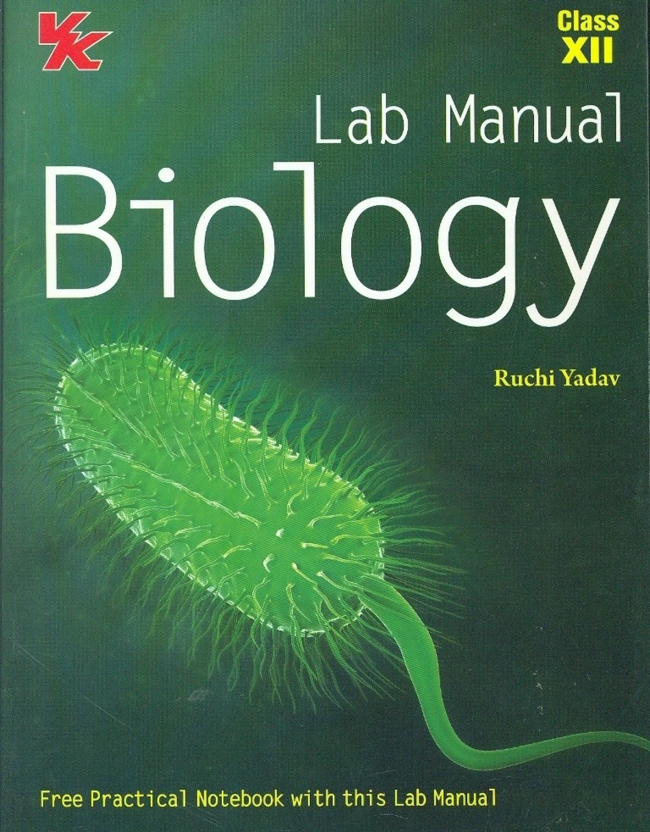 Lal Manual Biology Class 12 : Free Practical With This Lab Manual PB. Share