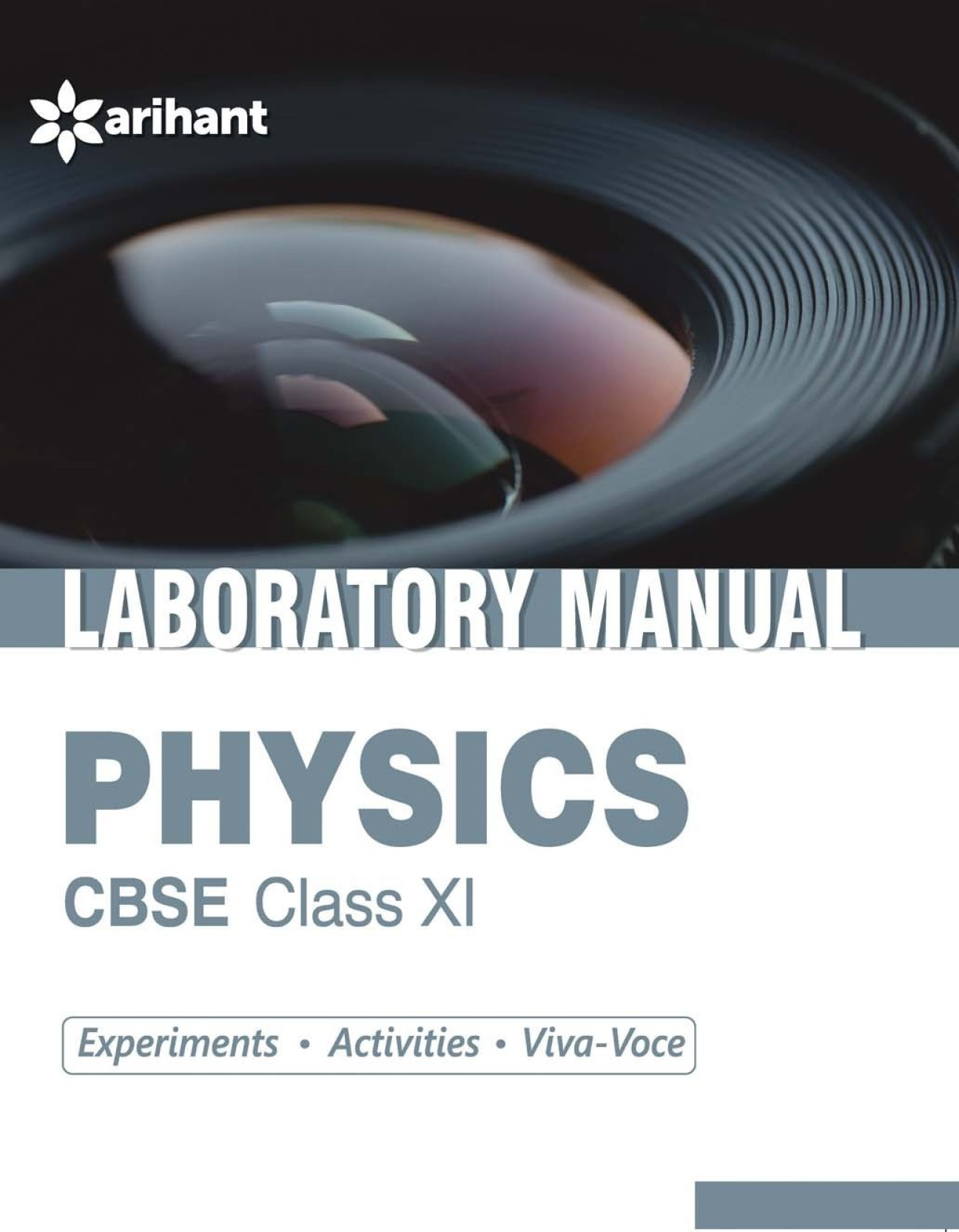CBSE Laboratory Manual Physics Class 11th  [Experiments Activities Viva-Voce]. ADD TO CART