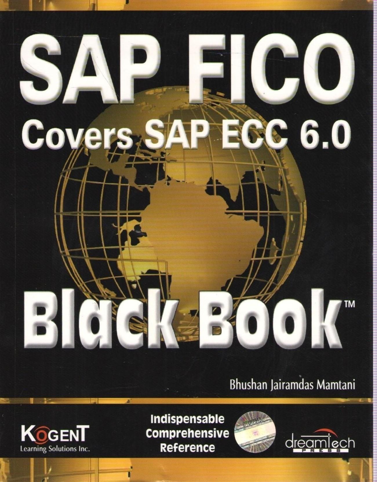 Book Cover Black Flipkart : Sap fico covers ecc black book buy
