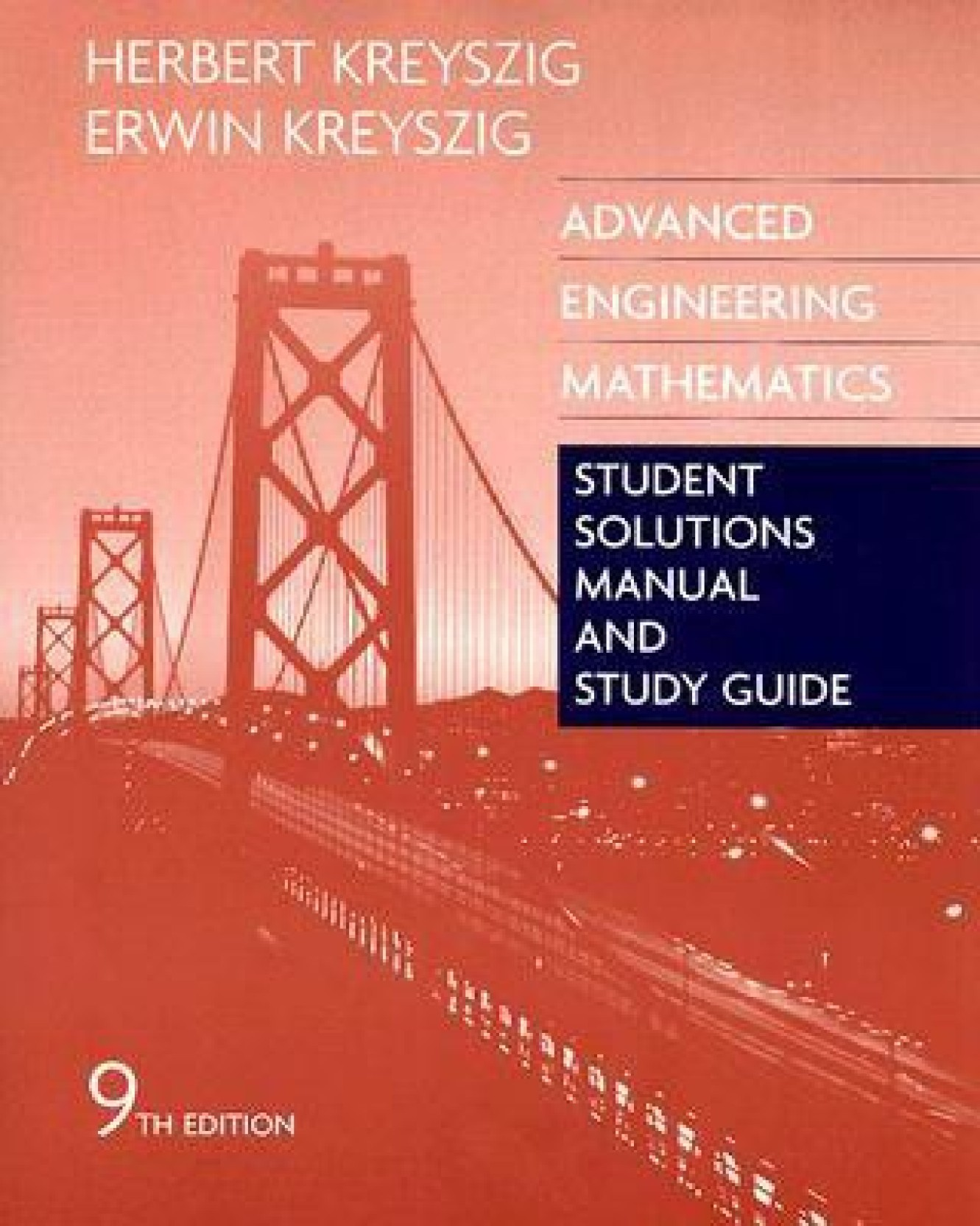 Advanced Engineering Mathematics, Student Solutions Manual and Study Guide.  Share