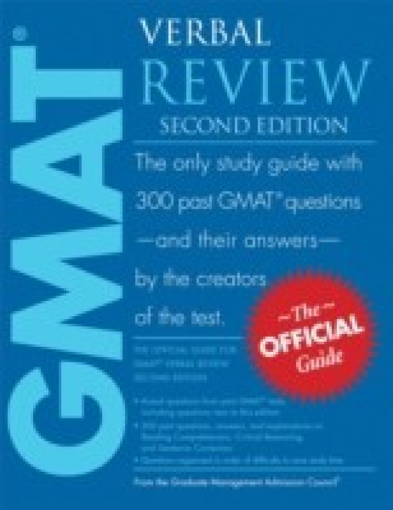 Official Guide For GMAT Verbal Review 2nd Edition. Home