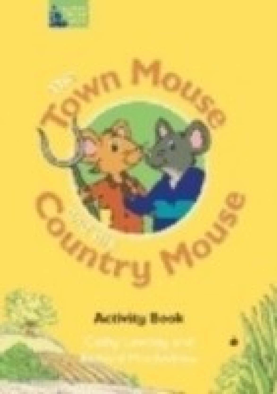 Fairy Tales The Town Mouse And Country Activity Book Buy Add To Cart