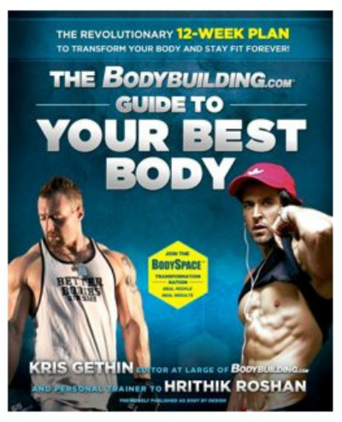 Guide to your best body kris gethin pdf free