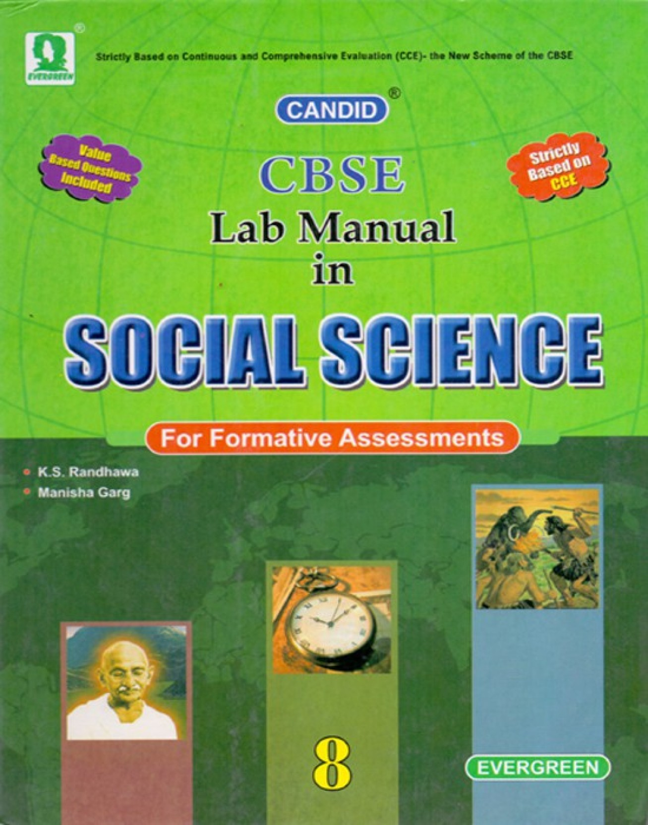 Candid Lab Manual In Social Science Class - 8. Share