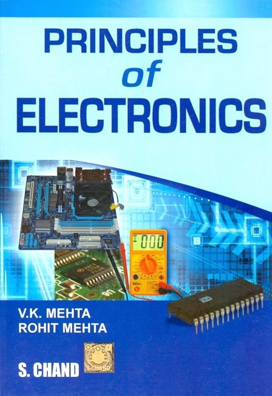 Principles Of Electronics Buy By V K Physics Practical Electrical And Electronic Circuits Revision 2 Add To Cart