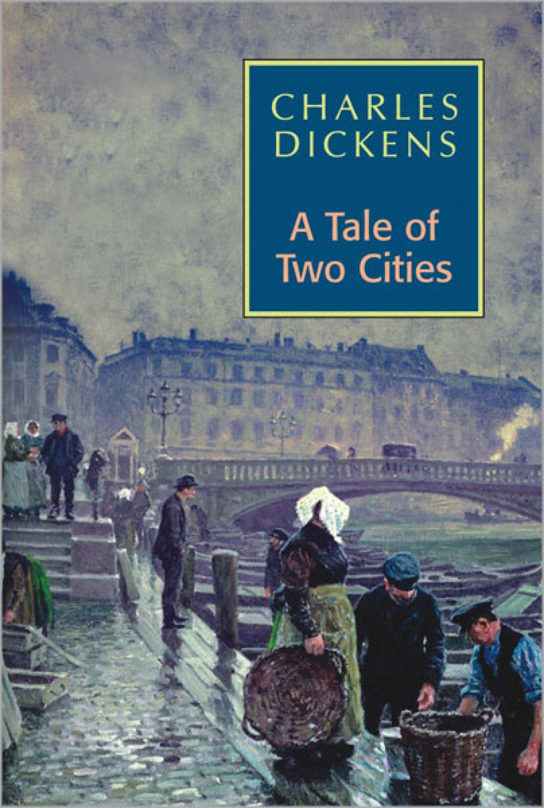 the importance of the phrase recalled to life in a tale of two cities by charles dickens