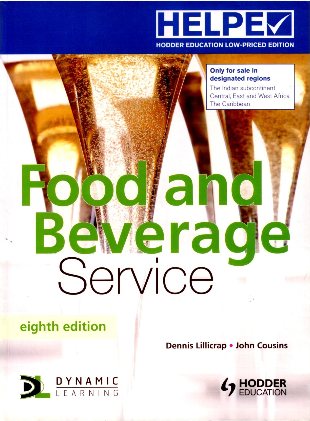 Food And Beverage Lillicrap