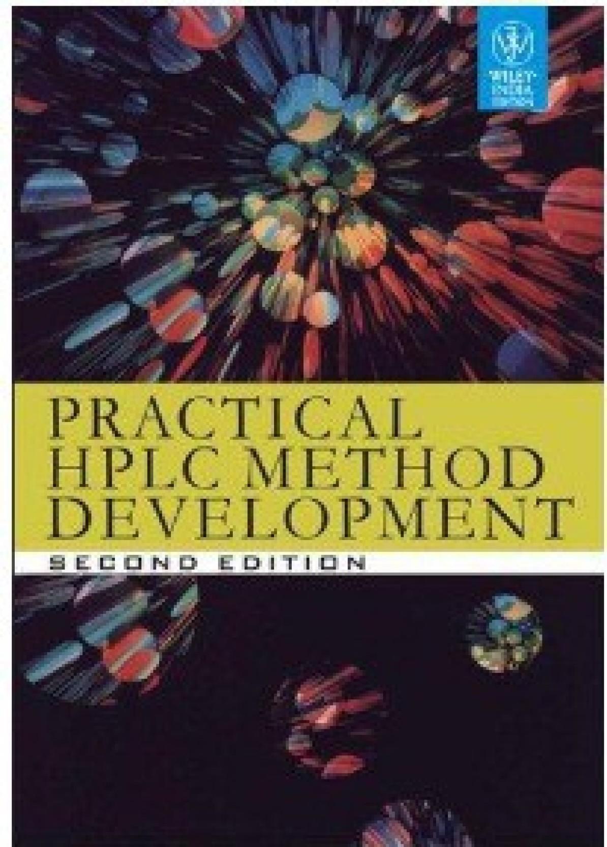 Practical Hplc Method Development 2Nd Ed 2nd Edition Buy