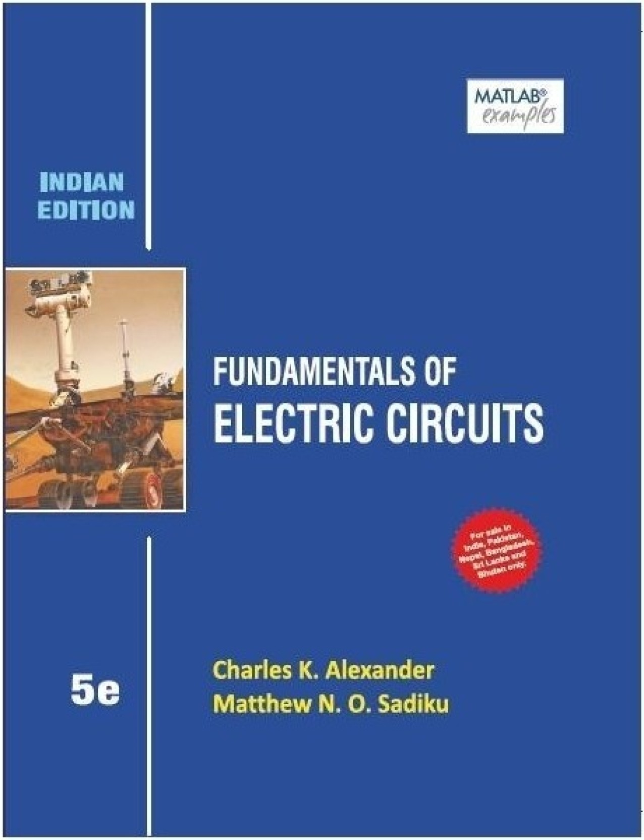 Fundamentals Of Electric Circuits 5th Edition Buy Fundamentals Of