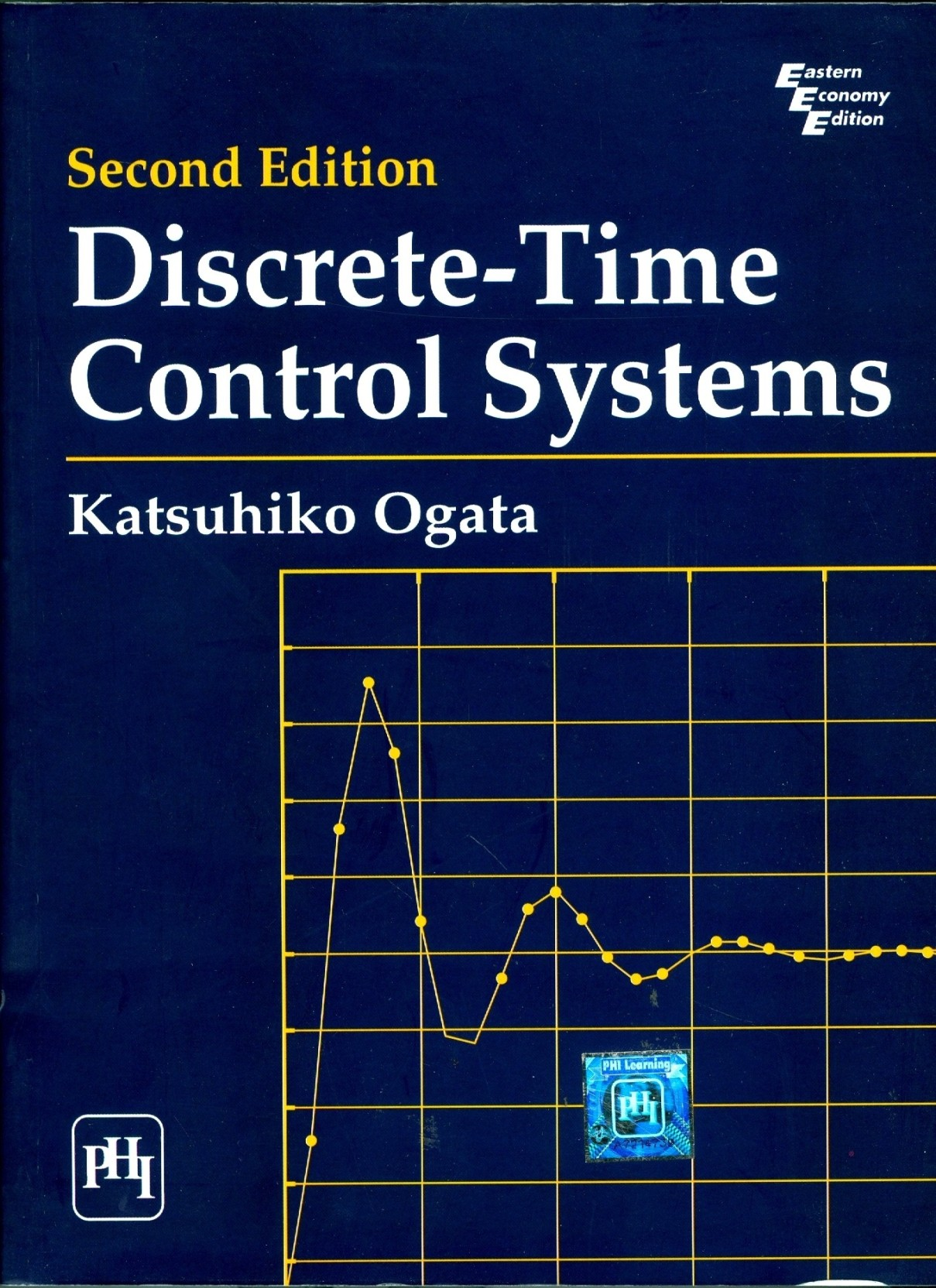 DISCRETE-TIME CONTROL SYSTEMS, 2/E 2nd Edition. ADD TO CART