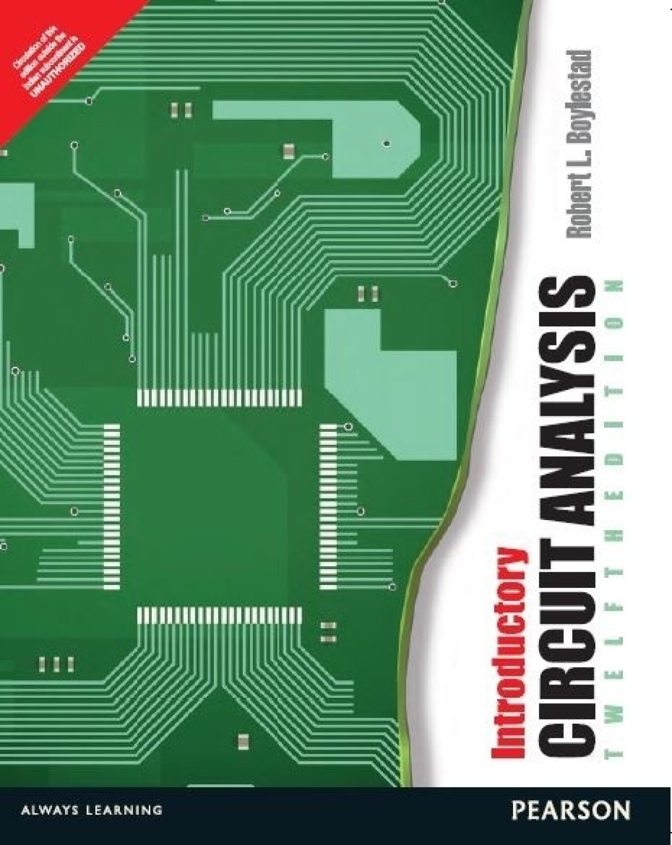 Introductory Circuit Analysis 12th Edition Buy Electronic Devices And Theory 10th Boylestad Add To Cart