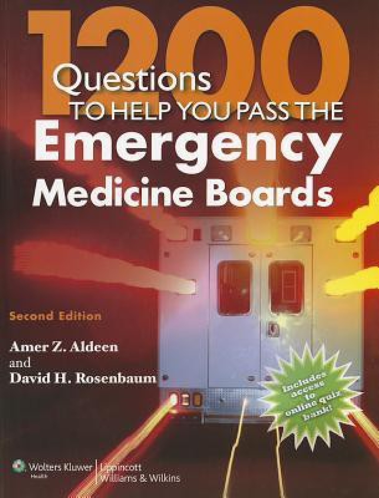 1200 Questions to Help You Pass the Emergency Medicine Boards. Home