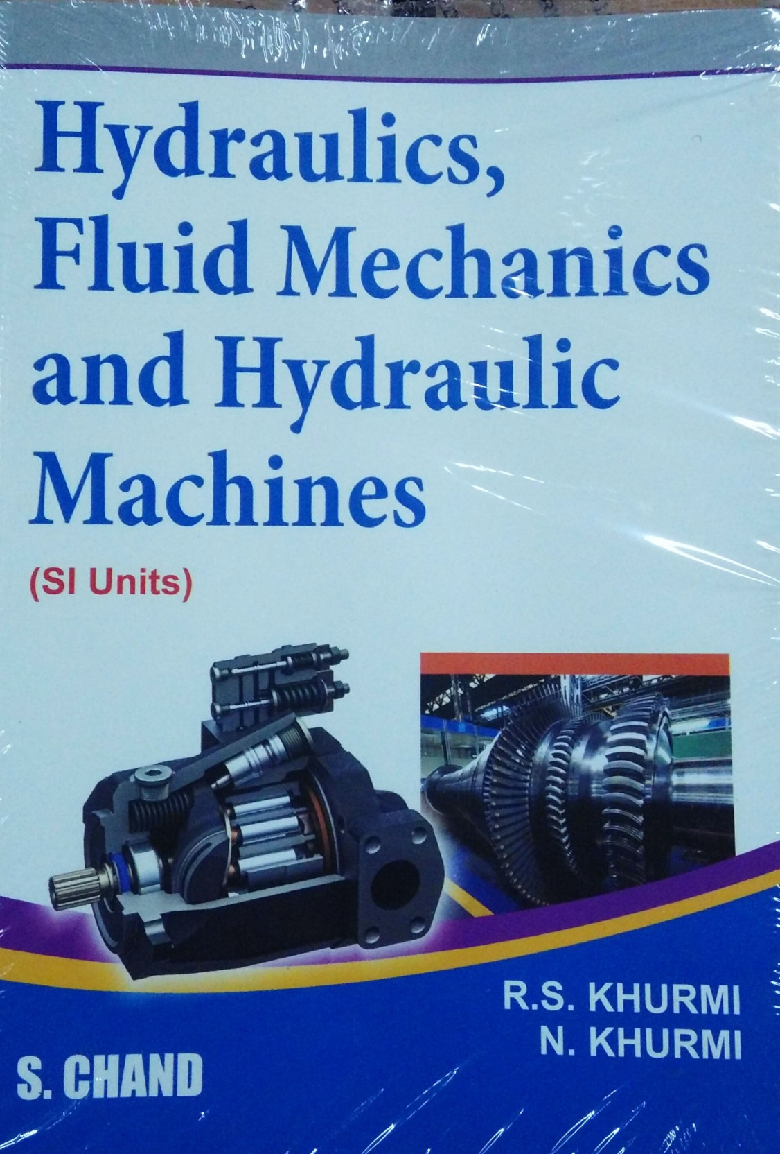 thermal mechanical and hydraulic design of Machine design by rs khurmi contains 32 chapters and total 1251 pages this referance book is helpfull though out your graduation mechanical subjects like machine design and industrial drafting, machnie design -1, machine design -2 and dynamics of mechanics.