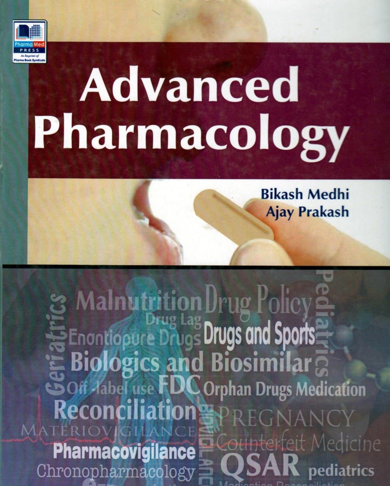 Advanced Pharmacology, 1st Ed, 2015, Pb 1 Edition: Buy