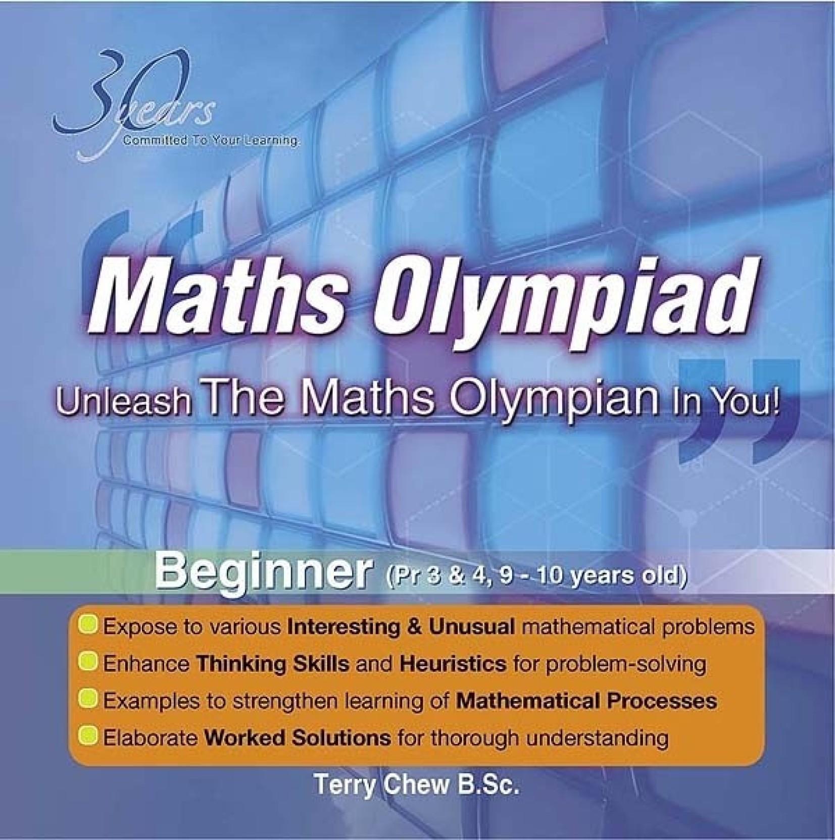 Maths olympiad terry chew pdf - Calidad Y Mejora Continua Libro Pdf