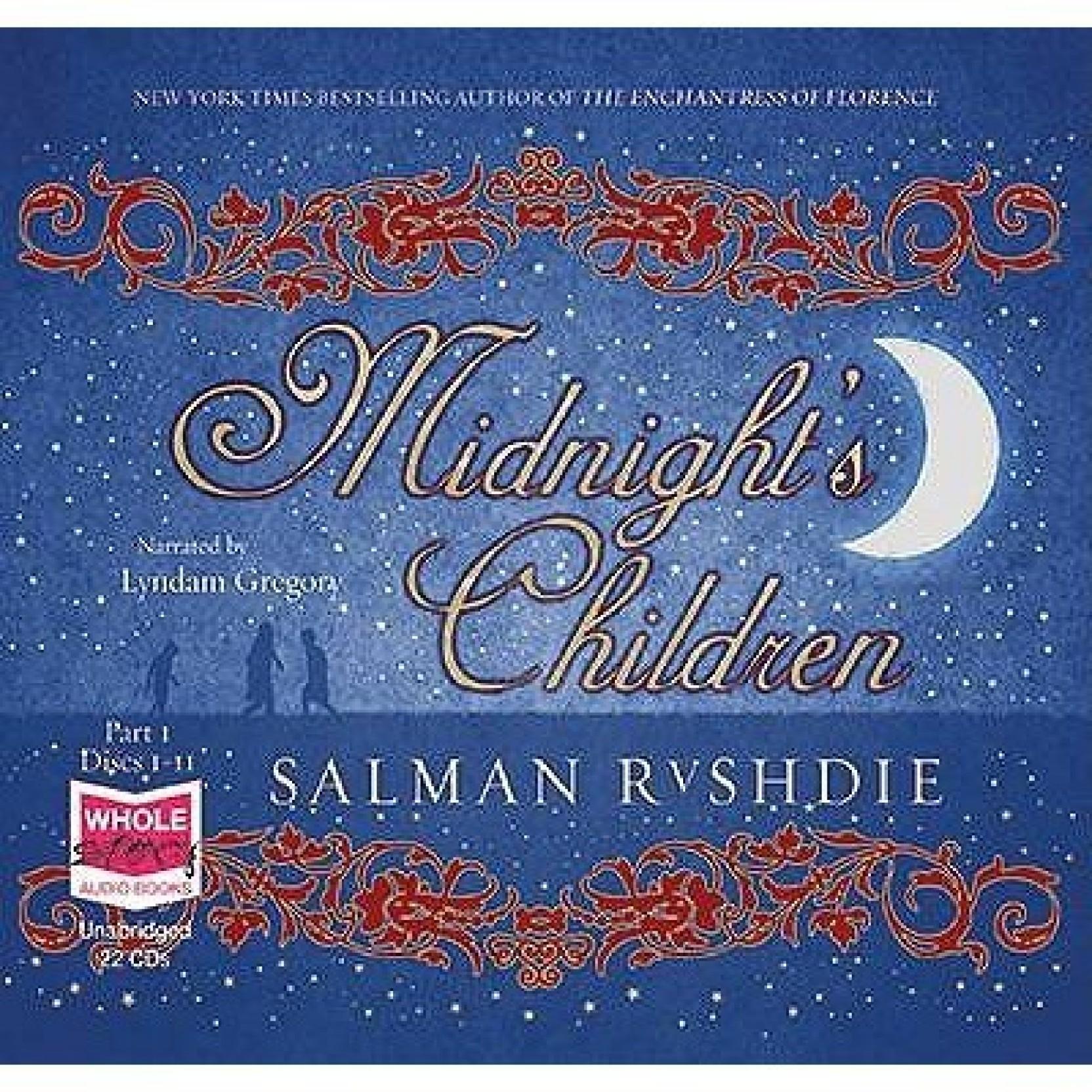 midnights children audiobook