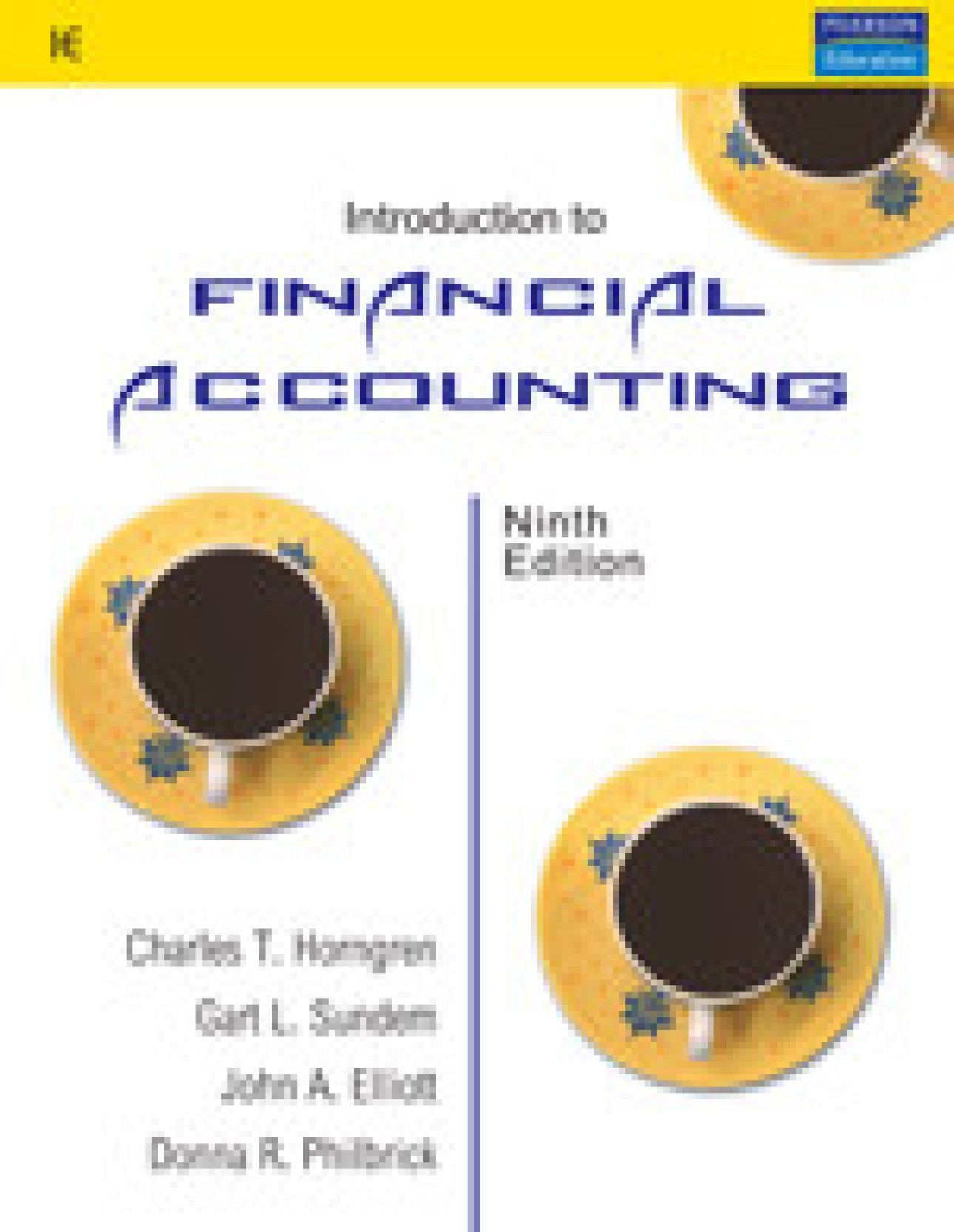 Financial Accounting 9th Edition by Harrison/Horngren/Thomas - Instructor's Copy