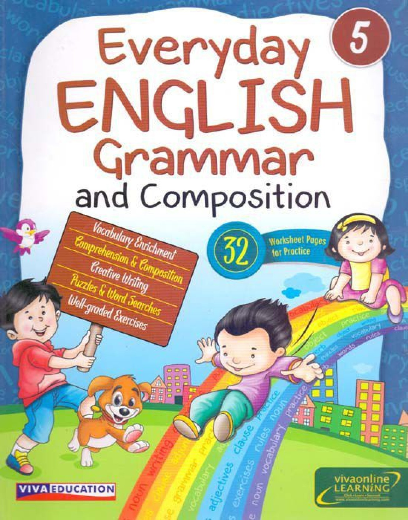 Everyday English Grammar and Composition Class - 5: Buy