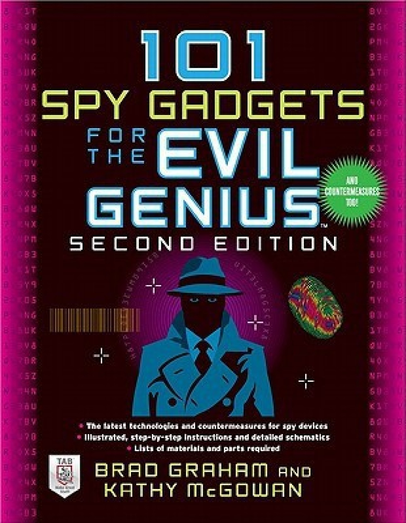 101 Spy Gadgets for the Evil Genius. ADD TO CART
