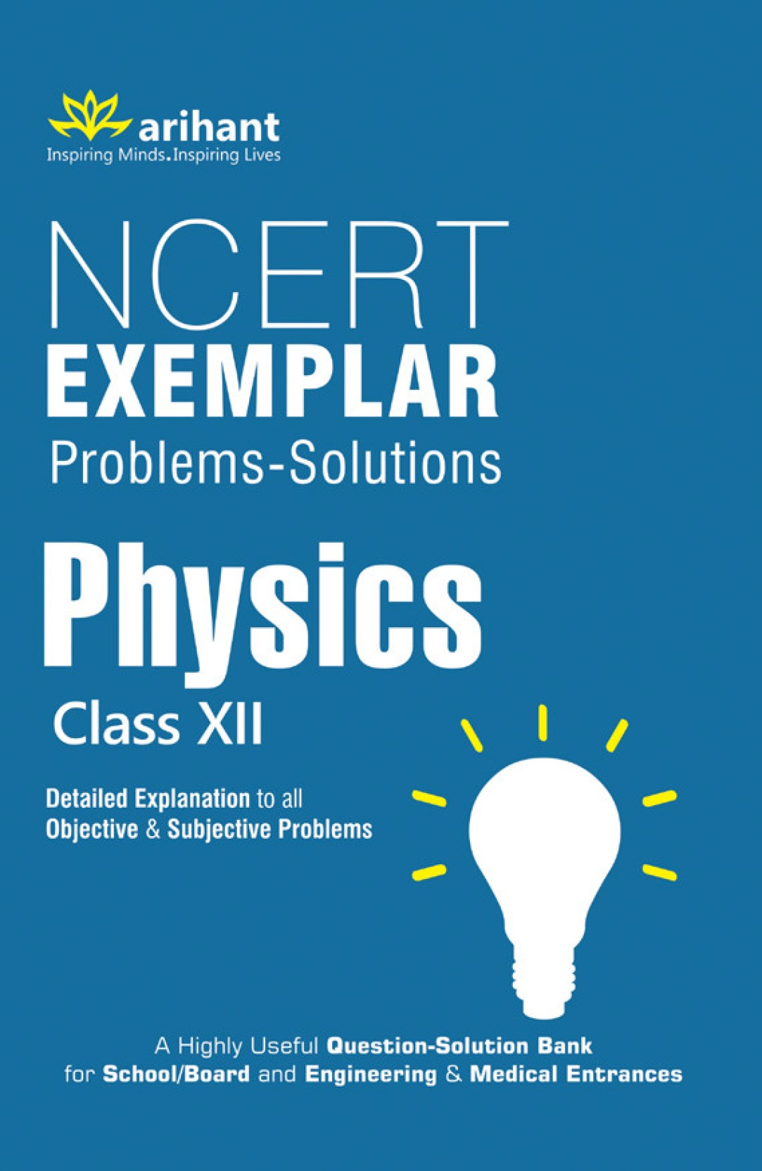 NCERT Exemplar Problems-Solutions PHYSICS class 12th : Detailed ...